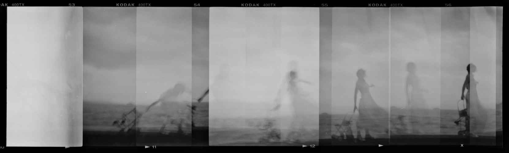 fine art photo of ghostly woman