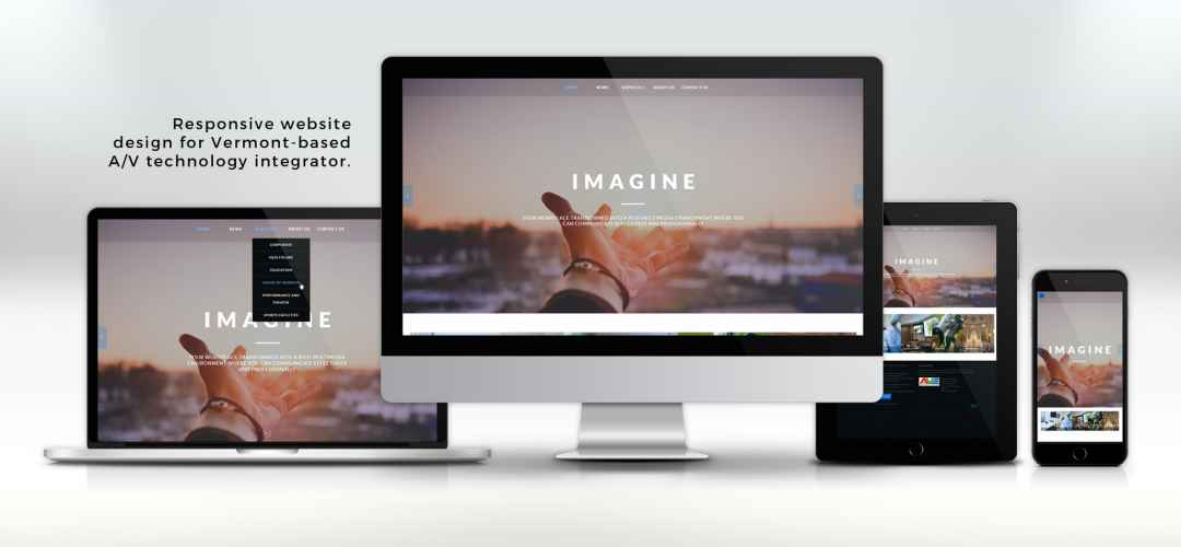 web design example, Clement Yonkers