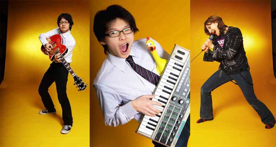 Japanese pop band Autobahn