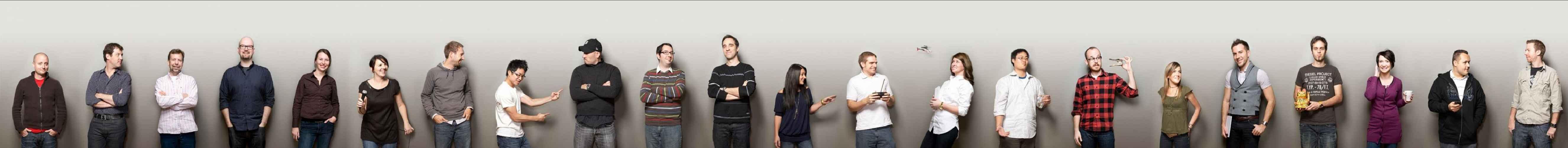 photo of Pie Matrix employees